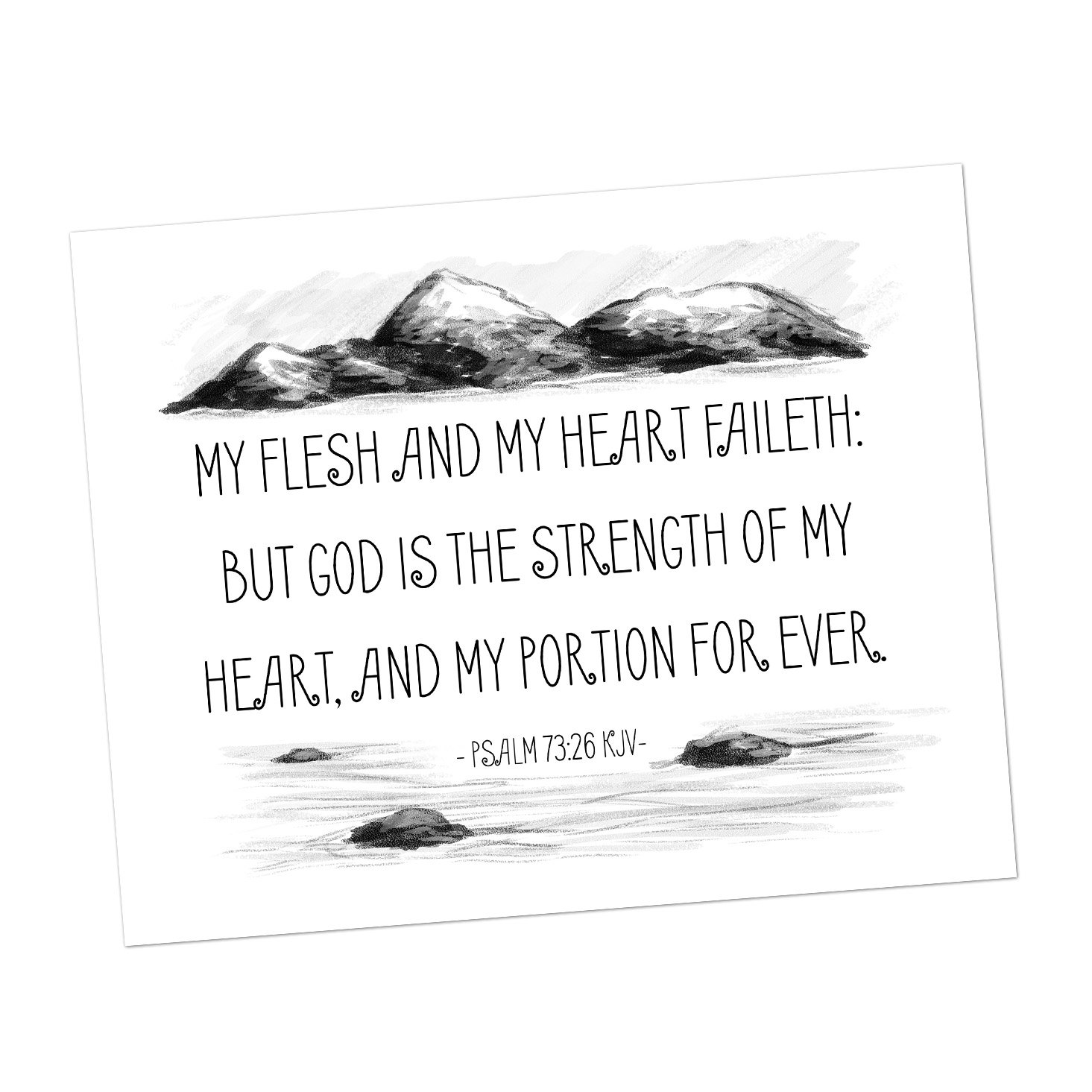 bible-verse-art-printable-kjv-strength-heart-2