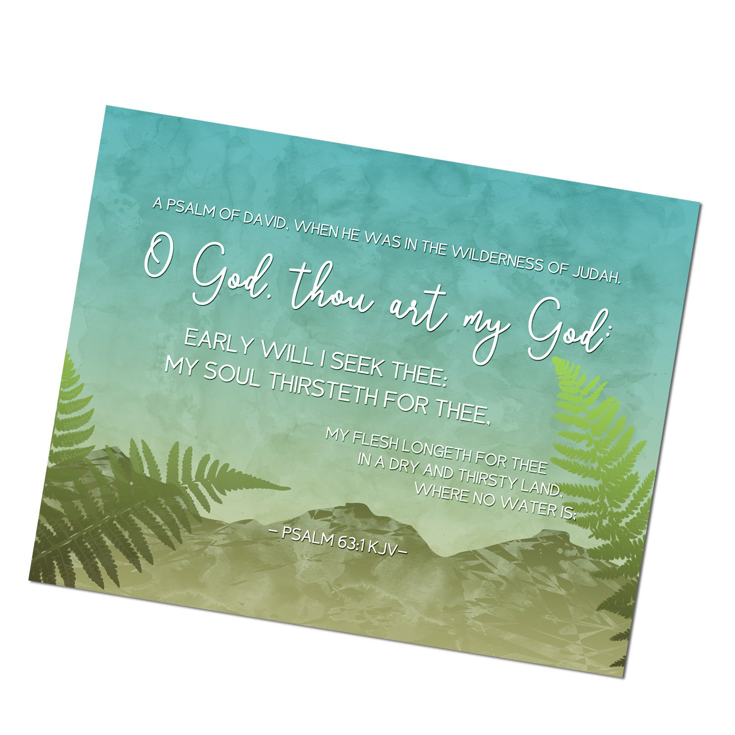 bible-verse-art-printable-kjv-thou-art-my-God