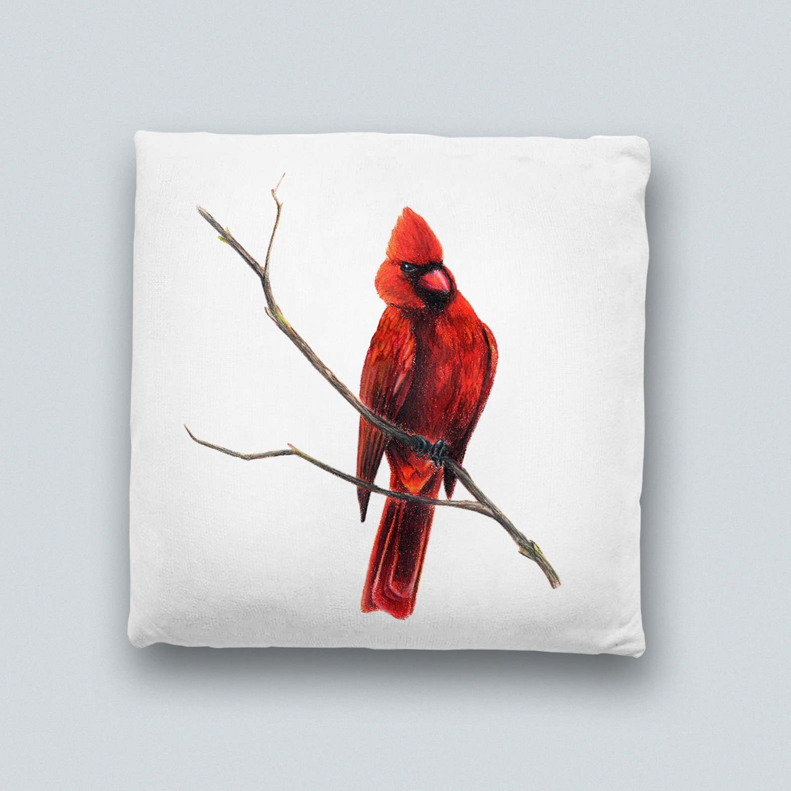 cardinal-red-bird-lovers-gift-colored-pencil-throw-pillow