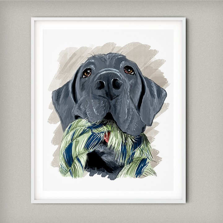 great-dane-portrait-gifts-for-dog-lovers