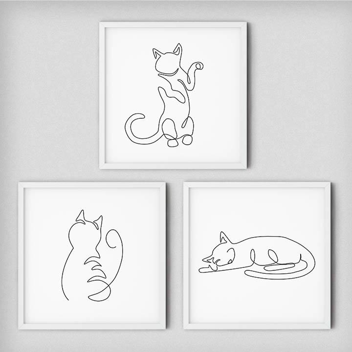 minimalist-decor-cat-single-line-drawing