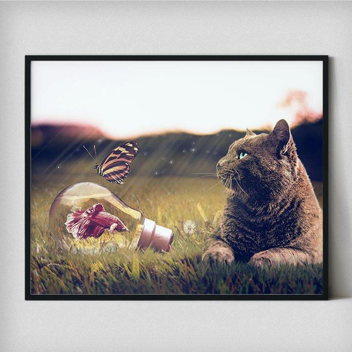 photo-manipulation-collage-animal-art
