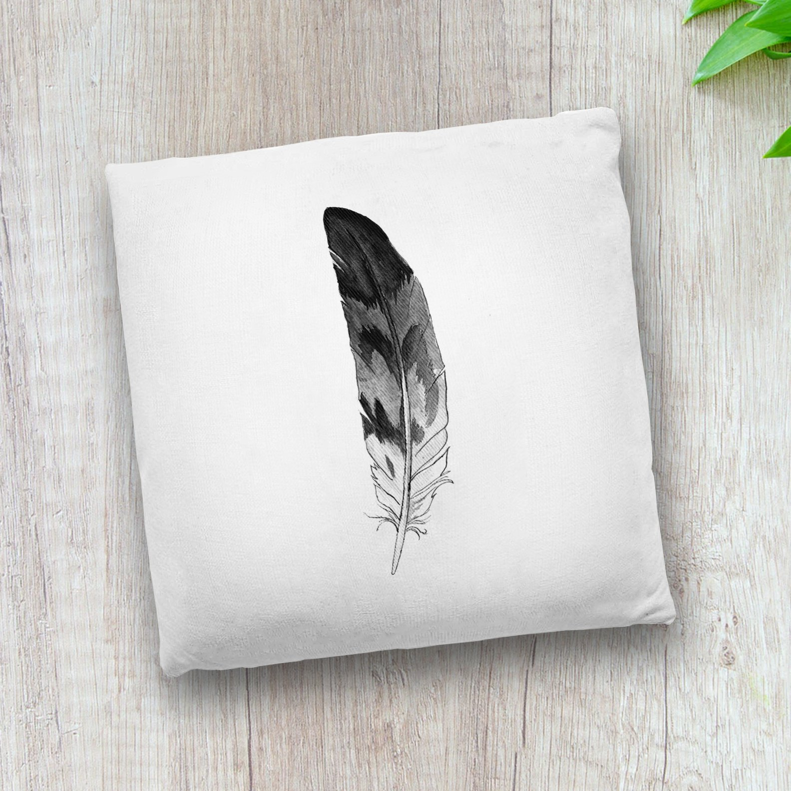 throw-pillow-ink-feather-painting