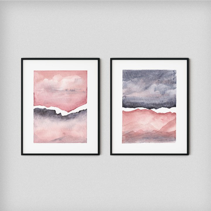 watercolor-blush-blue-white-abstract-painting