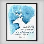 watercolor-deer-psalms-wall-art-print