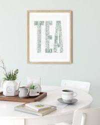 Tea-word-art-poster-kitchen-decor