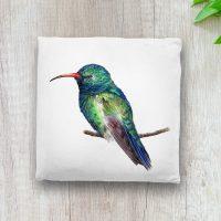 hummingbird-throw-pillow-gifts-for-bird-watchers