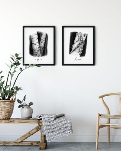 nature-artwork-prints-aspen-birch